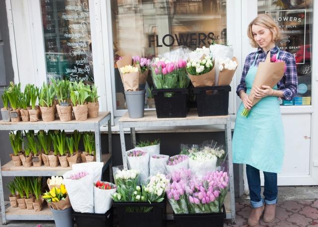 花屋として独立・開業するにあたって必要な資格とは?