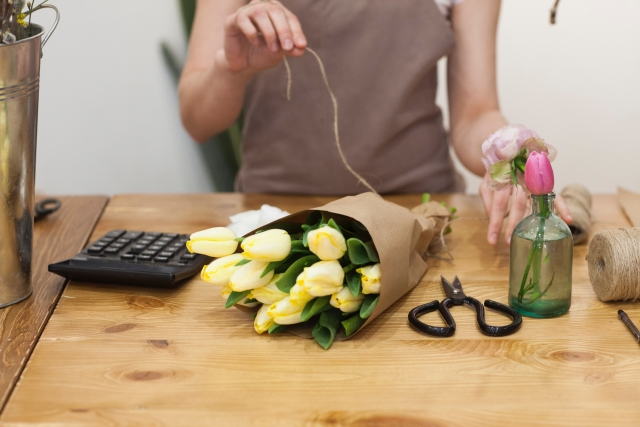 独学でも花屋になれる!花屋になるための知識と技術を身につける方法
