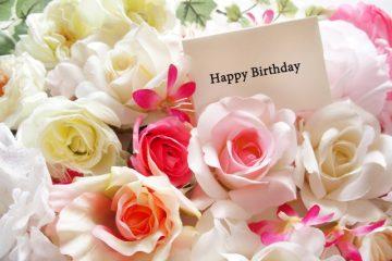 喜寿のお祝いにお花を!定番や喜ばれるプレゼントの選び方