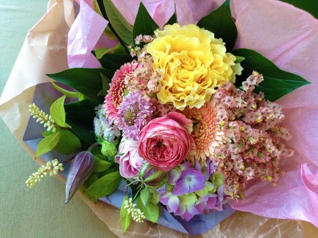 お祝いに花を贈ろう!知っておきたい選び方や渡し方の注意点
