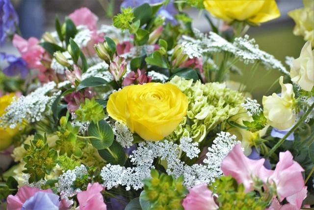 花を扱う習い事がしたい!種類とおすすめの習い事をチェック
