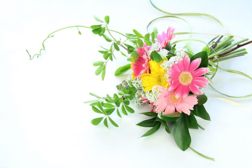 他の種類の花と組み合わせてもOK