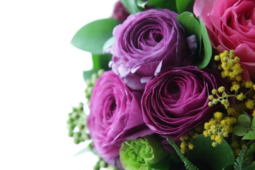 喜寿の定番のお花とは
