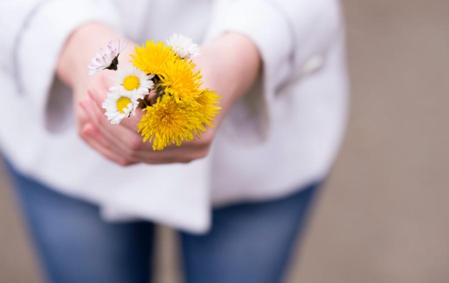 お見舞いに花を贈るのはOK?