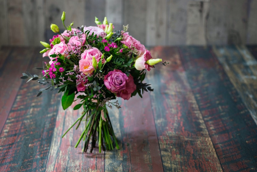 季節を感じられる花を花束にしよう