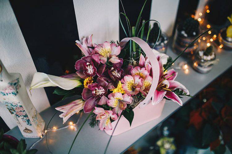 クリスマスプレゼントに素敵な花束を!おすすめの選び方とは