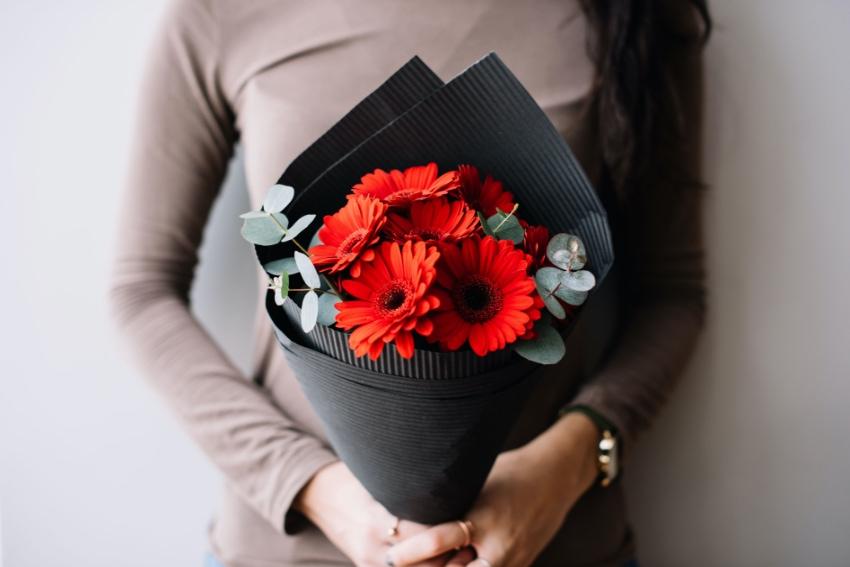 喜んでもらえる!効果的な花束の贈り方