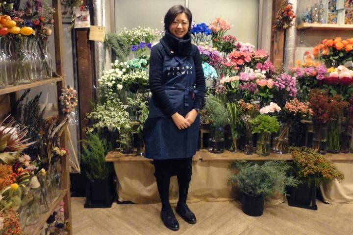 お花を通じて「心と心の橋渡し」をお手伝いできたら – UTSUWA FLOWER(東京都港区芝)