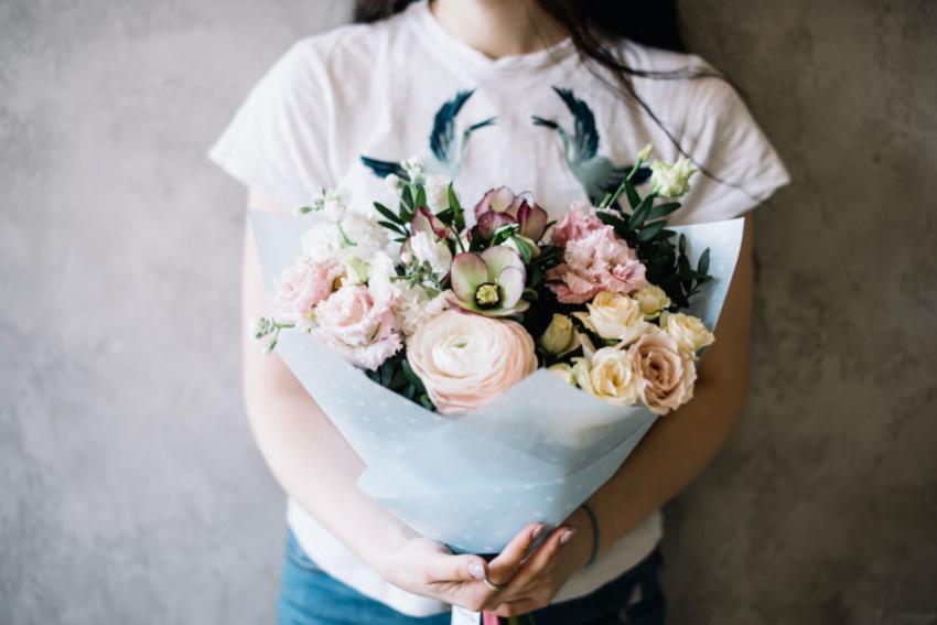 誕生日に贈る花束の選び方
