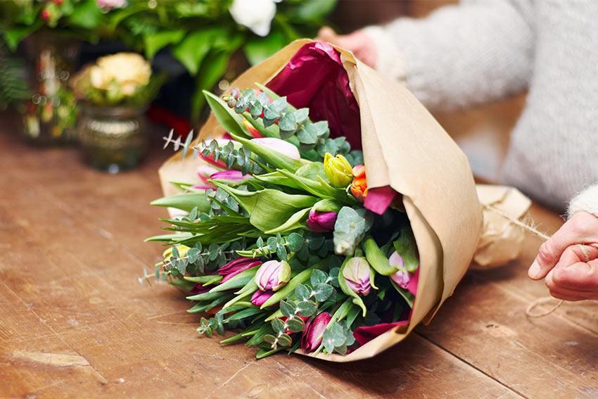 花束をオーダーする際のコツ