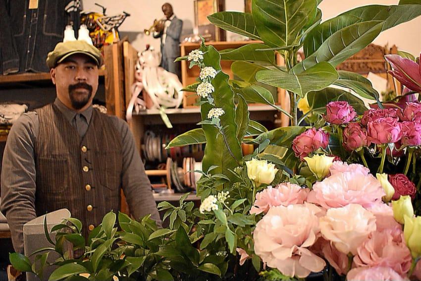お花を通してストーリーが生まれるお手伝いをしたい<br> – Fleur en Clair(神奈川県横浜市保土ヶ谷)