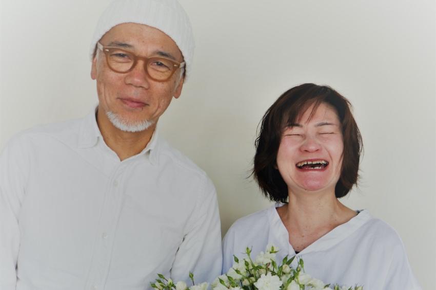 第一園芸 新井光史さん 保屋松千亜紀さん