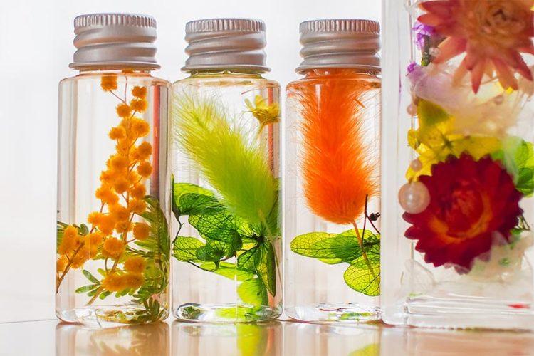 今日から花のある暮らしを!ハーバリウムを手作りしてプレゼントしよう