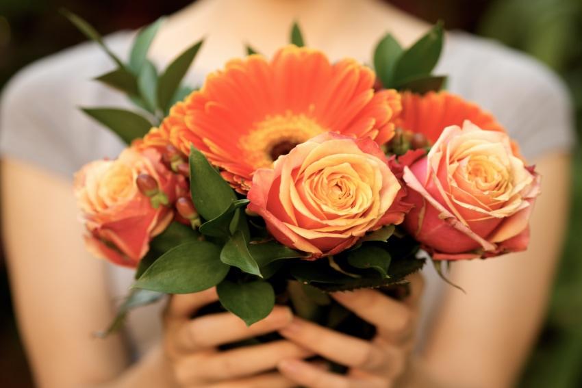 花束の選び方② 色編