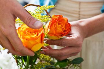 記念日にはフラワーアレンジメントを贈ろう!気軽に飾れる相手思いのプレゼント