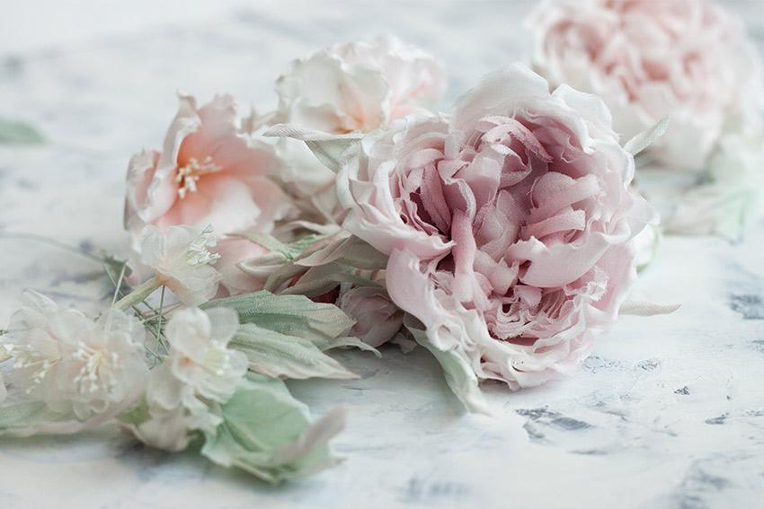 造花の特徴