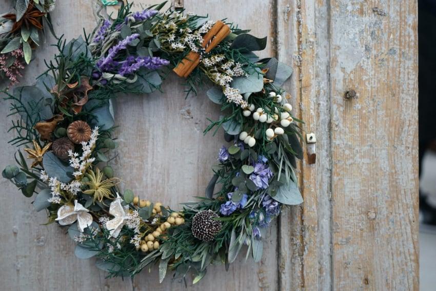 長く飾れる花材