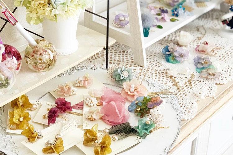 小さなお花の教室*fleurフルール
