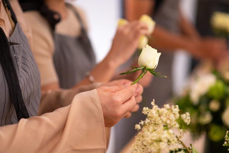 花の習い事を始めたい!フラワーアレンジメント教室選びのポイントをご紹介
