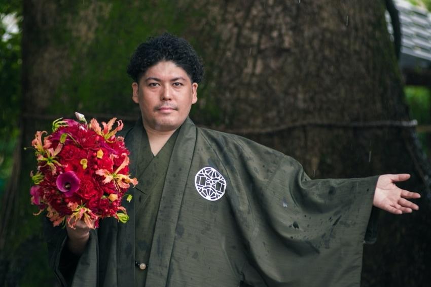 花を通して人生の物語を紡ぐお手伝いをしていきたい<br> – 花屋 はな輔(熊本県熊本市中央区)