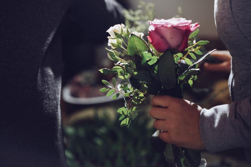 花の選び方