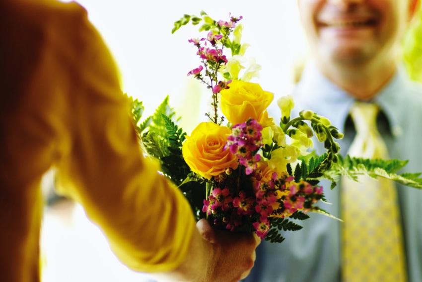 父の日におすすめの花束
